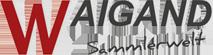 WAIGAND Sammlerwelt Logo