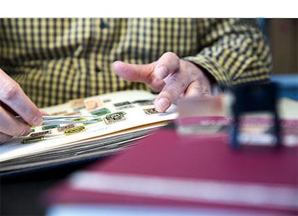 Ankauf Münzen Briefmarken Waigand Sammlerwelt