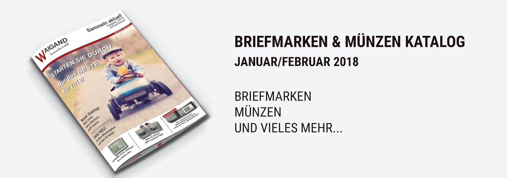 Briefmarken-Muenzen-Katalog-2018-Januar-februar