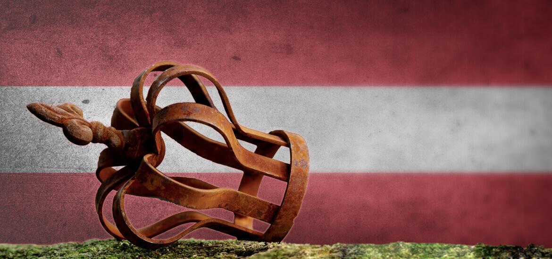 Ende der österreichischen Monarchie am 27.10.1918
