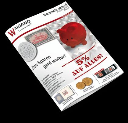 Briefmarkenkatalog und MünzKatalog 2018 Juni