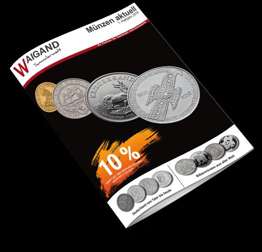 Katalogtitel 2019 erstes Halbjahr Münzen aktuell