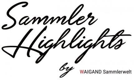Shop Sammler Highlights - Briefmarken, Münzen & historische Wertpapiere