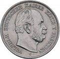 Münze Deutsches Kaiserreich Wilhelm Kaiser Preussen