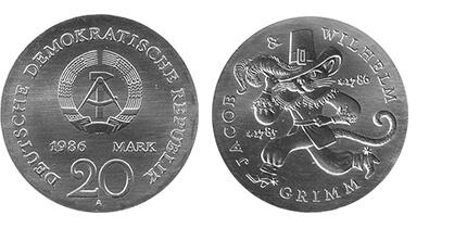 Deutsche Silbermünzen Ddr D Mark Münzen Waigand
