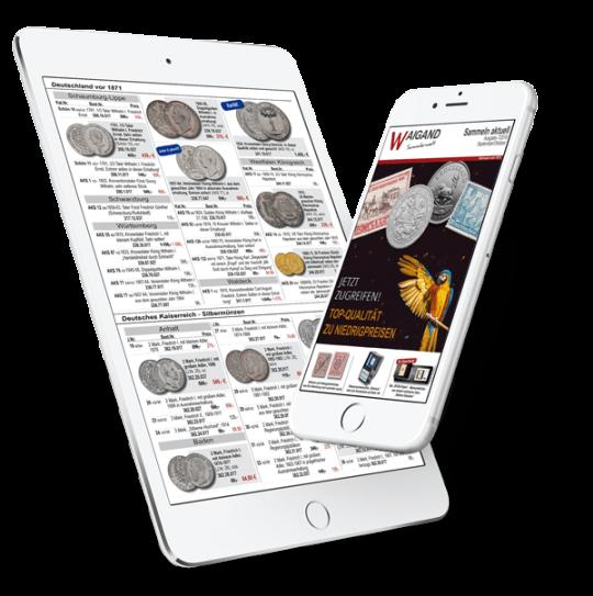 Online Katalog Briefmarken epub für Smartphone & Tablet