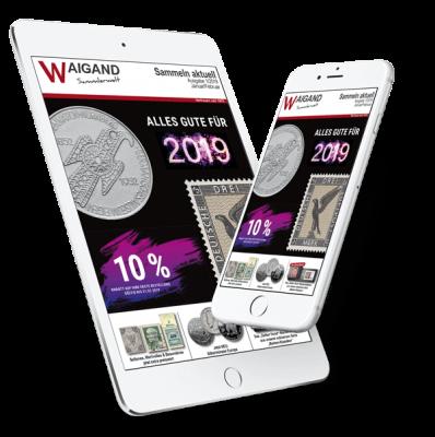 Online Katalog Briefmarken & Münzen epub für Smartphone & Tablet