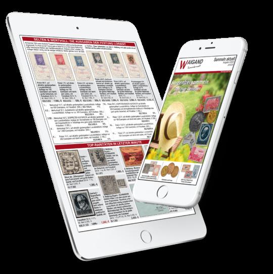 epub Briefmarken Online Blätterkatalog für Smartphones und Tablets