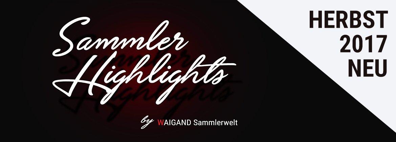 sammler-highlights.de Highlights Shop für Briefmarken, Münzen & historische Wertpapiere