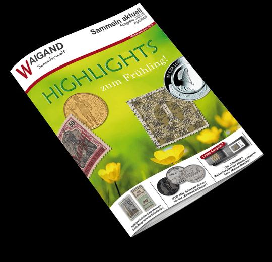 Katalogtitel April/Mai 2019 Sammeln aktuell
