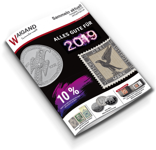 Kostenloser Online Katalog Für Briefmarken Münzen Januar 2019