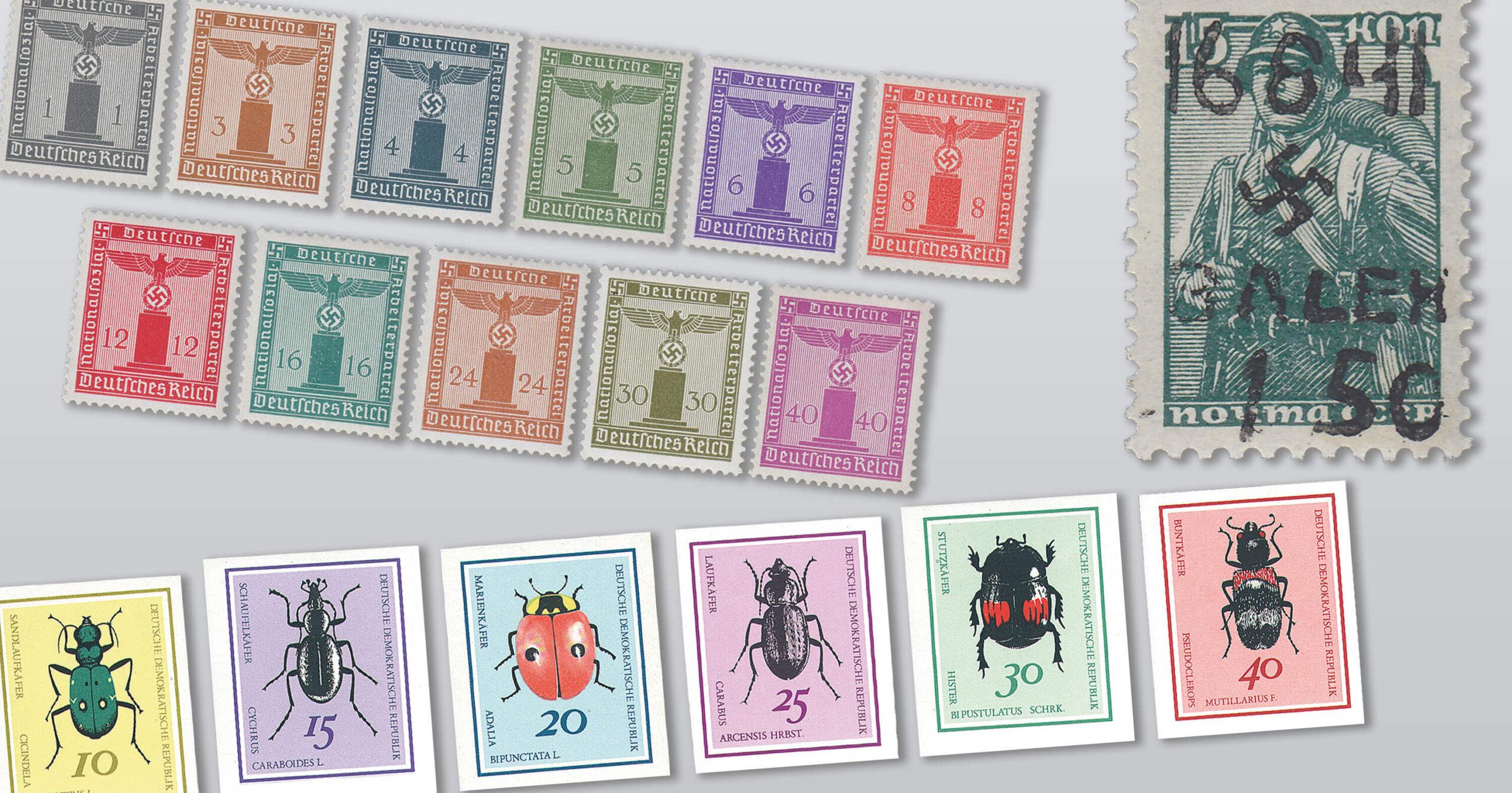 Zeitlose Welt der Briefmarken 2/2021