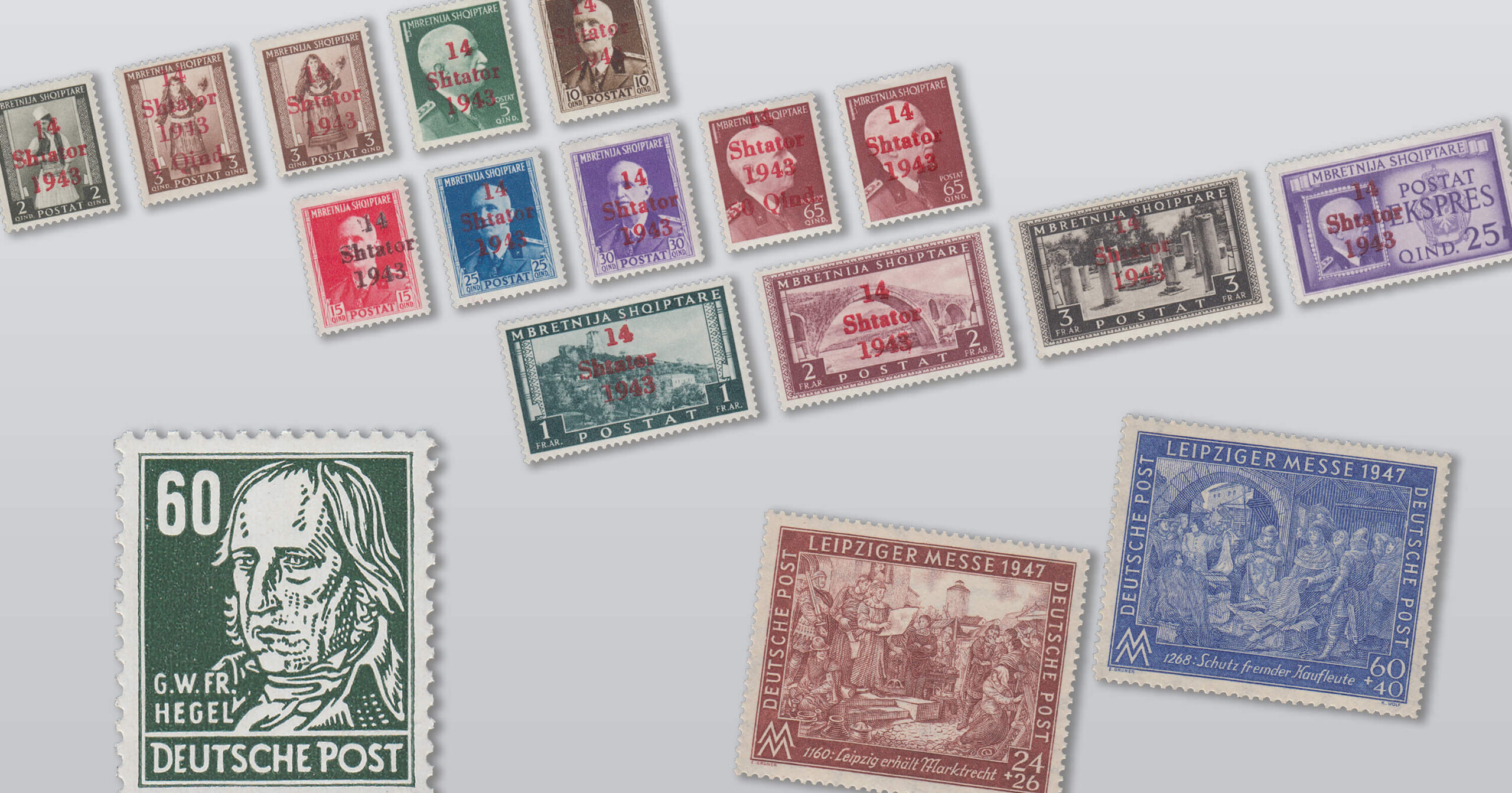 Die Zeitlose Welt der Briefmarken 5/2021
