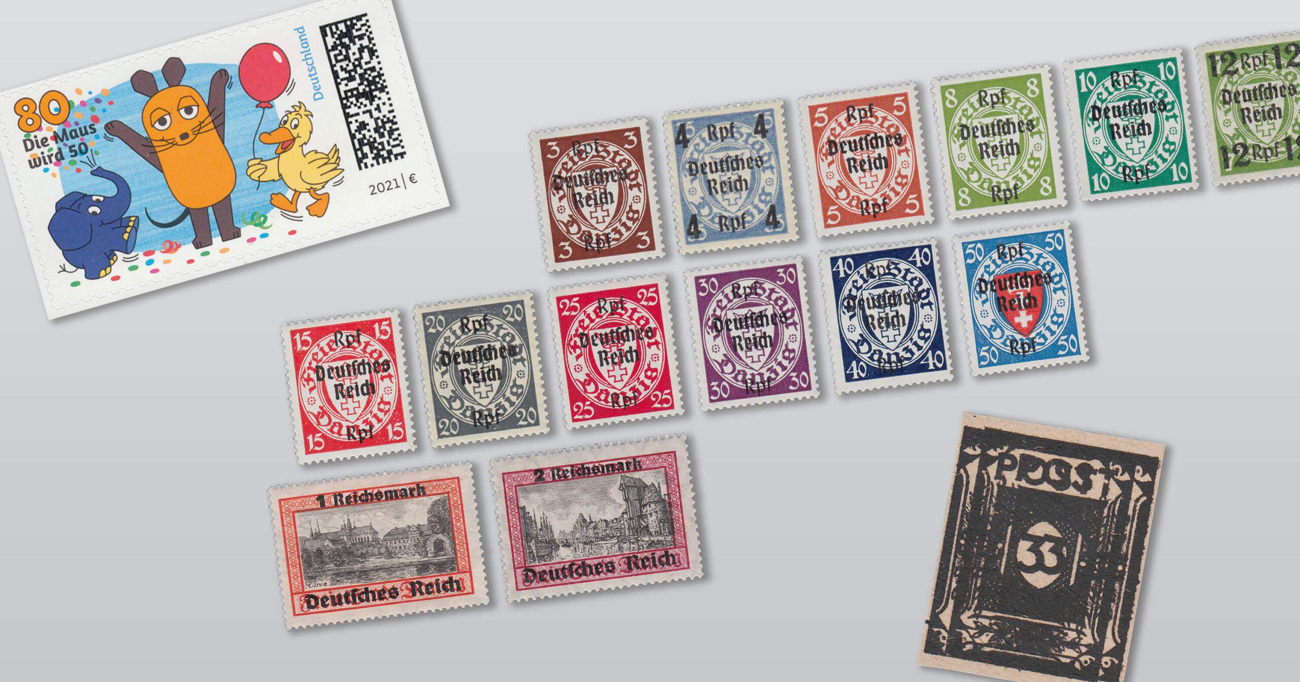 Zeitlose Welt der Briefmarken 6/2021