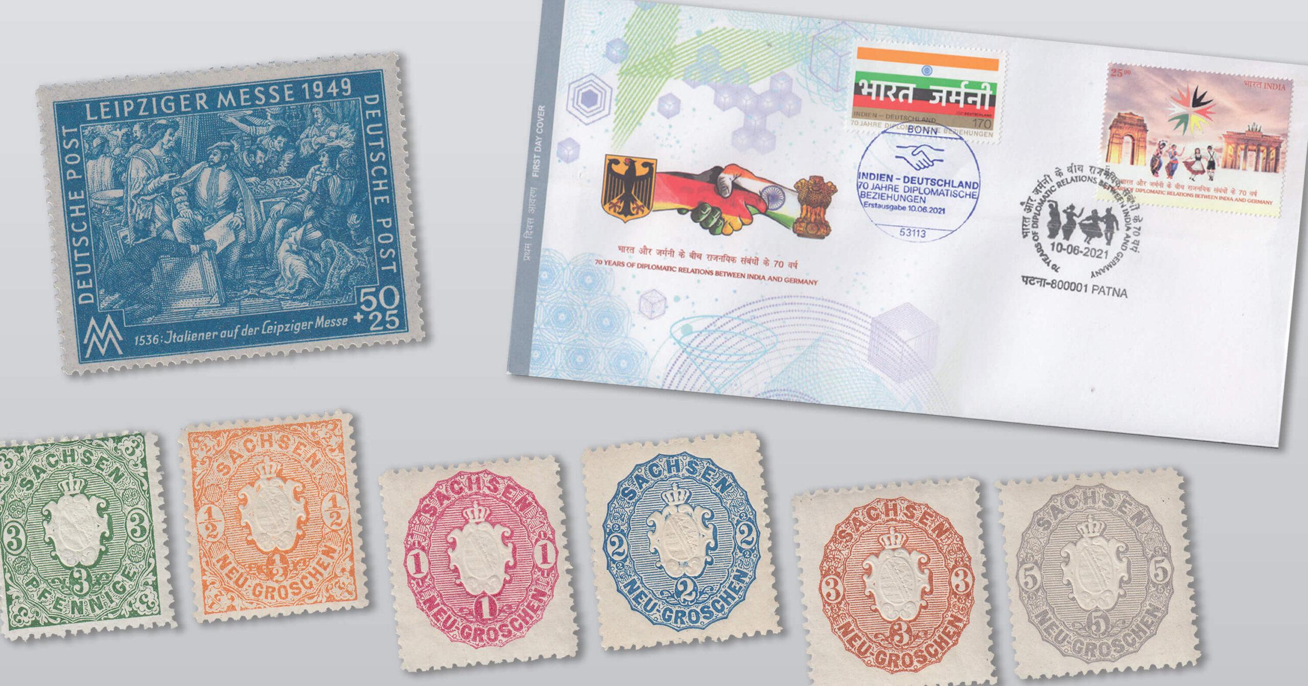 Die Zeitlose Welt der Briefmarken 7/2021