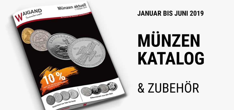 Kostenloser Münzkatalog Als Blätterkatalog Pdf Katalog Janfeb 2019