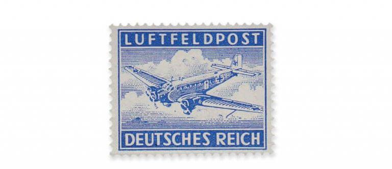 Propagandafälschungen II. Weltkrieg - Mi.Nr. 27